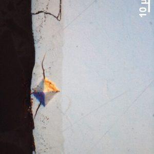 Fragilità evidenziata dall'indentazione della coltre bianca della nitrurazione gassosa